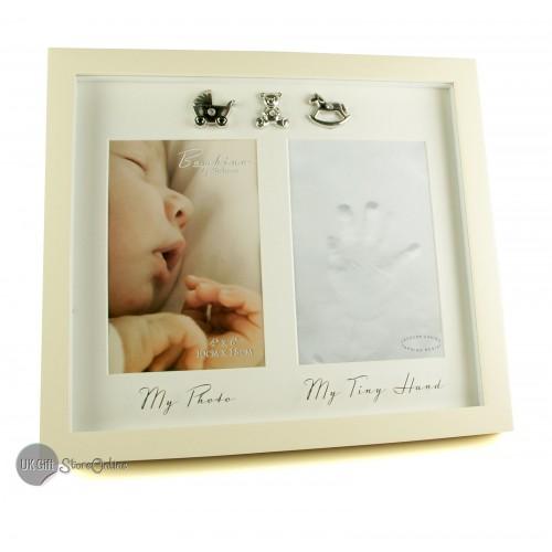 Rėmelis MDF kūdikio rankytei,nuotraukai 24*27*4cm
