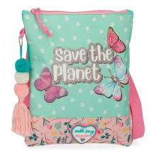 Rankinė Save the Planet 20*24 cm
