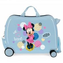 Lagaminas Disney Minnie 2 sėdimas 38*50*20 cm