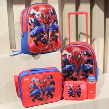 Lagaminas Spiderman 3D 26*31 cm
