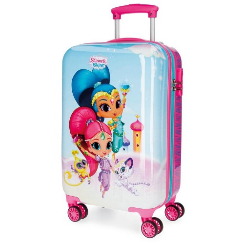 Lagaminas Shimmer and Shine 55 cm