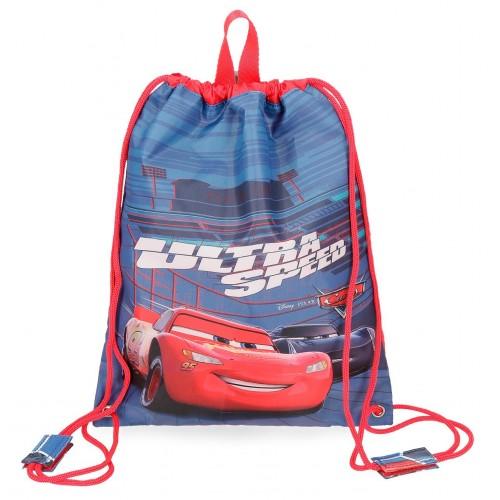 Sportinis krepšys Disney Cars 34*27 cm