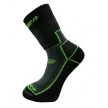 Kojinės Haven/Tex 2 poros juoda-žalia dydis 42-43
