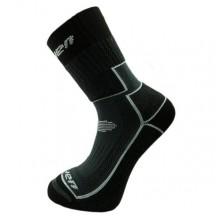 Kojinės Haven/Tex 2 poros juoda-pilka dydis 42-43