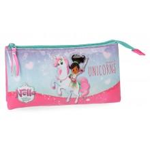 Pieštukinė Unicorn 12*22*5 cm