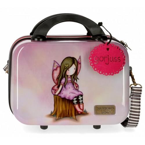 Mažasis lagaminas-kosmetinė Gorjuss