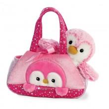 Vaikiška rankinė Fancy Pal Peek-a-Boo Penguin