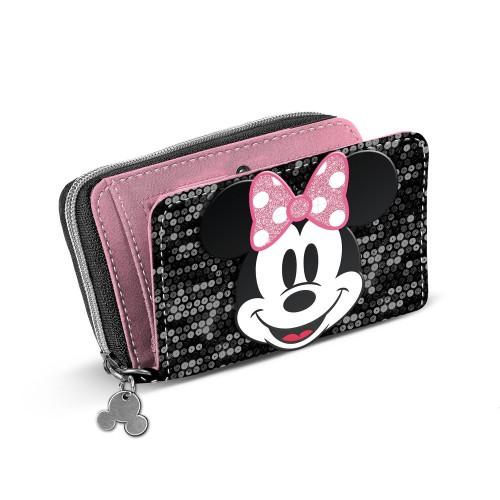 Piniginė Disney Minnie vaikiška 16*10 cm
