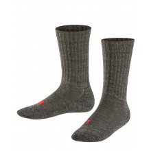 Kojinės Falke Active Warm tamsiai pilkos 39-42 dydis
