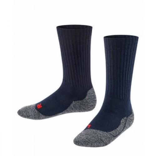 Kojinės Falke Active Warm mėlynos 35-38 dydis