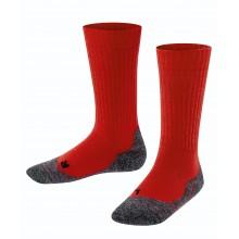 Kojinės Falke Active Warm raudonos 39-42 dydis