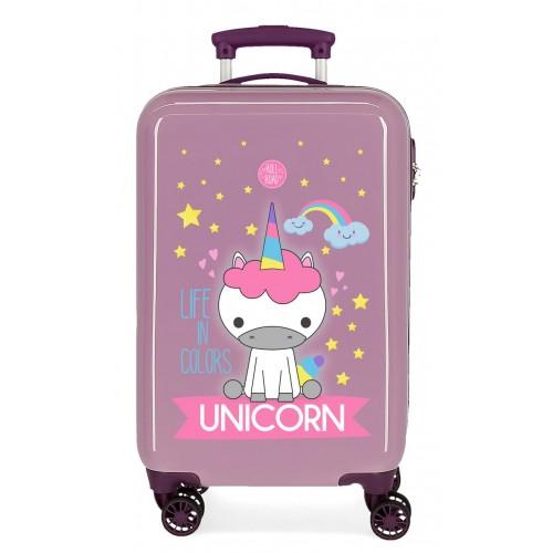 Lagaminas Little Me Unicorn 55*37*20 cm