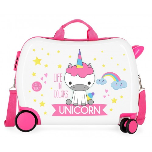 Lagaminas Unicorn 38*50*20 cm sėdimas