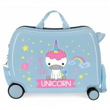 Lagaminas Unicorn sėdimas 38*50*20 cm