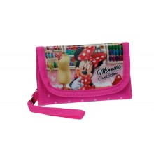 Piniginė Disney Minnie spalvota 9*14 cm