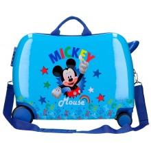 Lagaminas Disney Mickey sėdimas 38*50*20 cm
