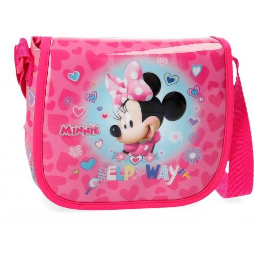 Rankinė Disney Minnie 15*17*4 cm