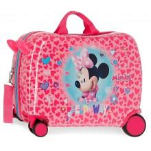 Lagaminas Disney Minnie sėdimas 38*50*20 cm