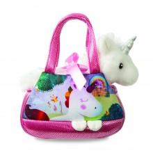 Vaikiška rankinė Fancy Pal Melody Unicorn Pink