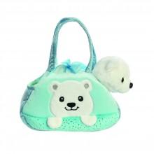Vaikiška rankinė Fancy Pal Polar Bear