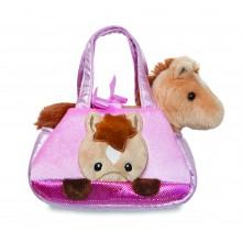 Vaikiška rankinė Fancy Pal Peek-a-Boo Horse