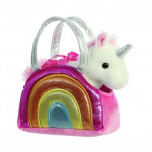Vaikiška rankinė Fancy Pal Rainbow Unicorn